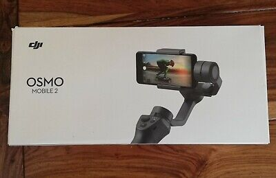DJI Osmo Mobile 2 Gimbal System Stabilizer for Smartphones UNUSED