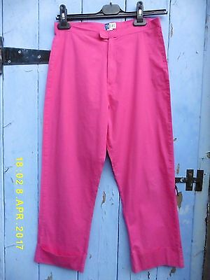 VINTAGE Girls Trouser/Capri 156Cm Age14 TODAY Cotton Excellent  Cond & Quality