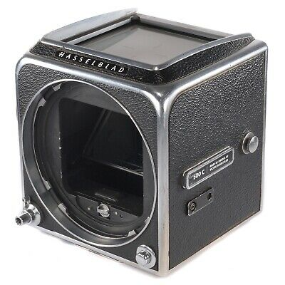 Hasselblad 500C 6x6 Body Only Medium Format SLR Camera with Standard Screen
