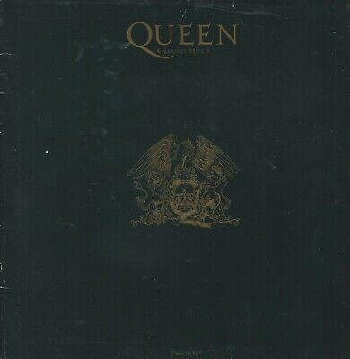 """Queen  """" Greatest Hits Ii """"  2Lp  Made In Italy  Gatefold"""