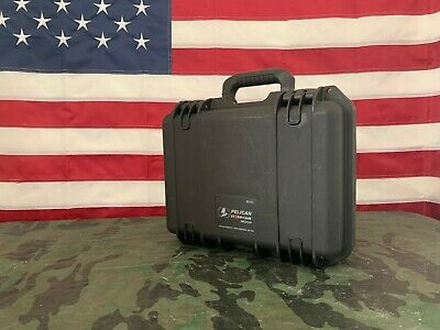 Pelican iM2100 Storm Case With NEW Foam  -FREE SHIPPING-