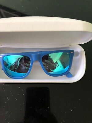 Dolce & Gabbana  4238 Kids Sunglasses Matte blue Mirrored Italy $185