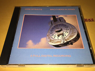 DIRE STRAITS cd BROTHERS IN ARMS hits MONEY FOR NOTHING so far away WALK OF LIFE