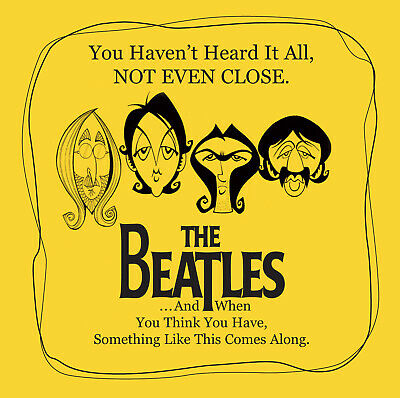 Beatles, You Haven't Heard It All 1, CD Rare and Previously Unreleased Versions