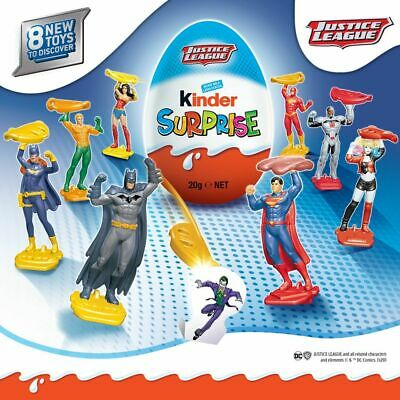 kinder surprise justice league you choose your character thats in stock new 2020