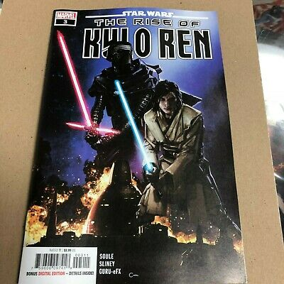 Star Wars The Rise of Kylo Ren #3 cover A