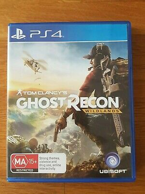Tom Clancy's Ghost Recon Wildlands Sony PS4 Playstation 4 Free Postage