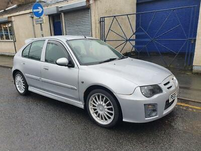2005 MG ZR 1.4 105 Trophy SE Hatchback 5dr Petrol Manual (164 g/km, 101 bhp)
