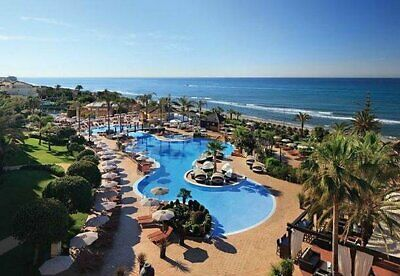 5 Star Marriott Marbell Beach Resort 2 Bed Apt Sleeps 6  1 Week Gold