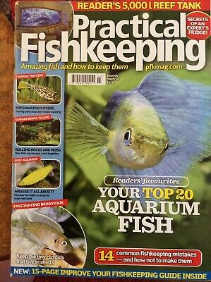 Practical fishkeeping magazine.march 2016.Issue 3.tropical.freshwater.ponds