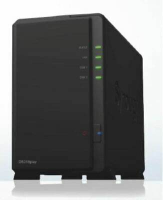 Synology DiskStation DS218PLAY 2-Bay 3.5' Diskless 1xGbE NAS (HMB), Realtek RTD1