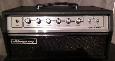 Ampeg GVT-15H Tube head