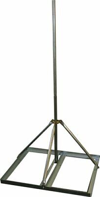 Ambient Weather EZ-NPP Tripod and Mast Assembly with Platform