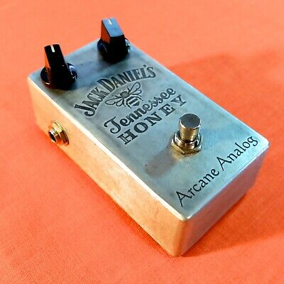 Arcane Analog OC139 Rangemaster Germanium Treble Boost Pedal