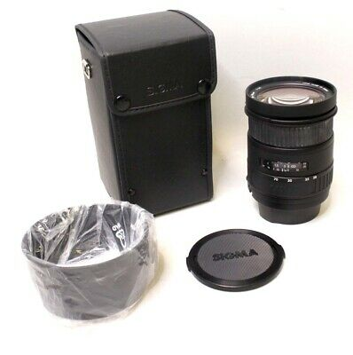 Broken Sigma Zoom 28-70Mm F/2.8 Af Auto Focus Lens For Canon - Err 01 As-Is