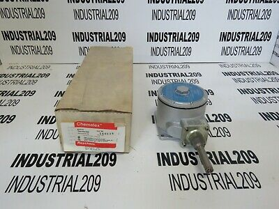 Barksdale Chemelex Thermostat E017S New In Box