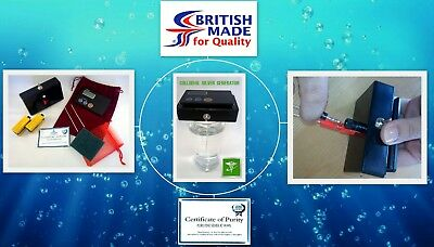 Colloidal Silver Generator ~ Built To Order~Britain's No1 Best Seller