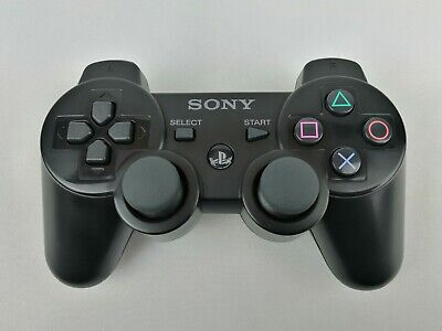 Sony PS3 PlayStation 3 DUALSHOCK 3 Wireless Controller SIXAXIS