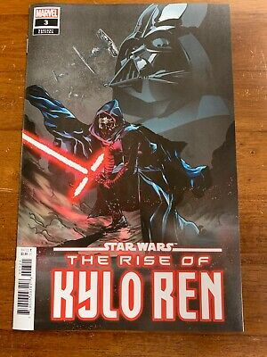 Star Wars: The Rise of Kylo Ren #3 Stefano Landini Variant 2020 Marvel Comics