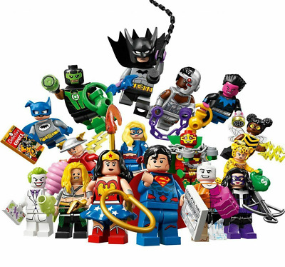 LEGO 71026 - DC Comics / Super Heroes Minifigure Series - Complete Set of 16 NEW