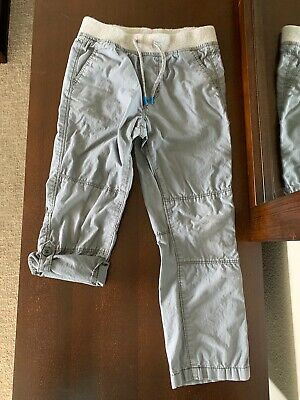 Old Navy Roll-up Pants 5T Gray