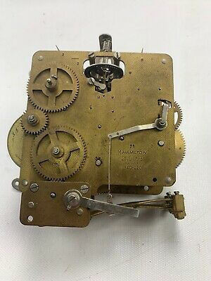 Hermle Westminster Chime Clock Movement 340-020