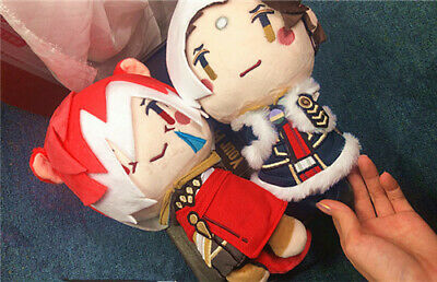 Final Fantasy XV FF14 Haurchefant Emetselch Doll Stuffed Plush Limit Gift Pre N