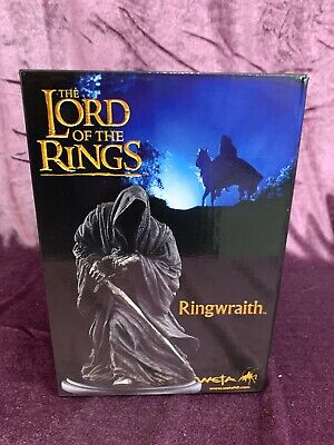 """6"""" Weta LOTR The Lord of The Rings: The Hobbit : RINGWRAITH Miniature Statue NEW"""