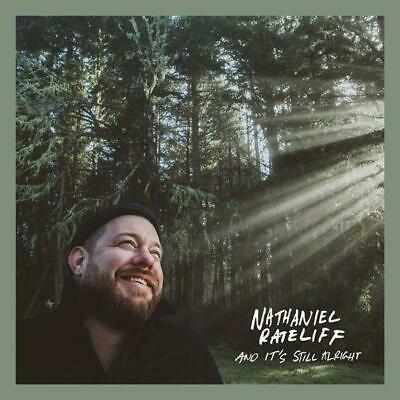 Nathaniel Rateliff And It's Still Alright Digipak CD NEW