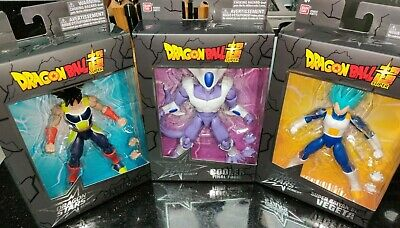 Bandai Dragon Ball Stars COOLER FINAL FORM BARDOCK BLUE VEGETA WAVE 16 IN STOCK