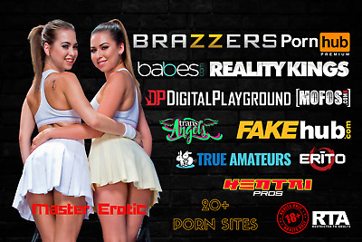 Brazzers ➕ Reality Kings ➕ Digital Playground ➕ Pornhub Premium - 3 Months