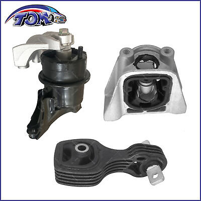 Hydraulic Front Motor Mount with Bracket for 06-11 Honda Civic 1.3L Hybrid