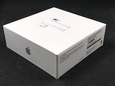 """[CHEAPEST on eBay] BOX ONLY of """"Apple 2nd Generation Airpods with Charging Case"""""""