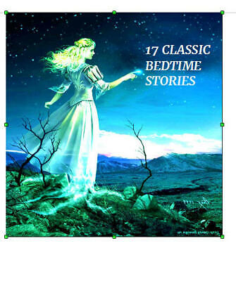 32 CHILDRENS BEDTIME AUDIO STORIES ON 2 CDs