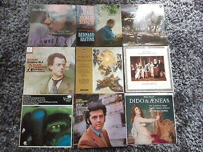 Job Lot Of 45 Classical LPs albums Record Collection Bundle