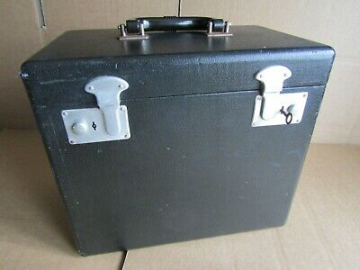 Vintage Singer Sewing Machine-Original Featherweight Case/Tray/Key  Unrestored