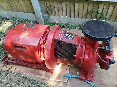 Godwin Water pump 125-80-200, 3 phase, 22kW