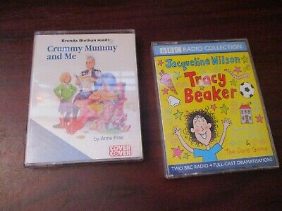 Tracy Beaker / Crummy Mummy and Me    Audio Book Cassette Tapes