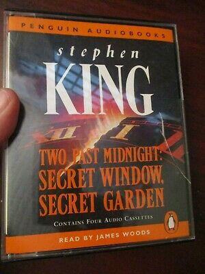 Stephen King Two Past Midnight   Audio Book Cassette Tapes