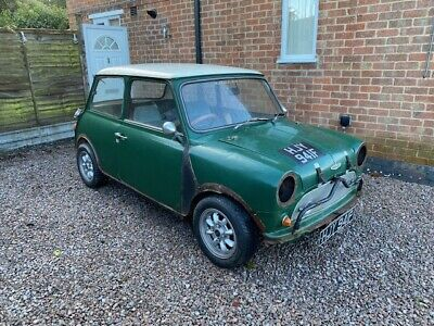 Morris Mini 1968 Tax And Mot Exempt Mk1 Look A Like Very Solid