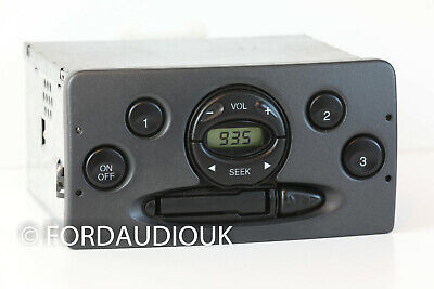 Refurbished Ford 1000 Radio & Cassette Tape Player