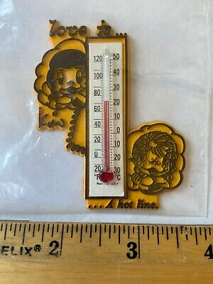 Betty Boop Magnet Thermometer
