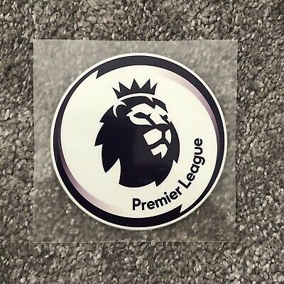 Premier League 2019/20 Player Size Shirt Sleeve Patches - 100% Genuine