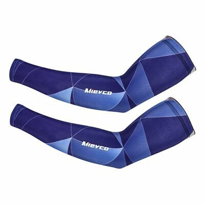 1 Pairs Unisex Arm Warmer Sun UV Protection Sports Gym Elbow Arm Sleeves Cover