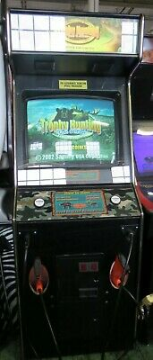 SAMMY TROPHY HUNTING 2-PLAYER SHOOTING ARCADE GAME  Shipping Available