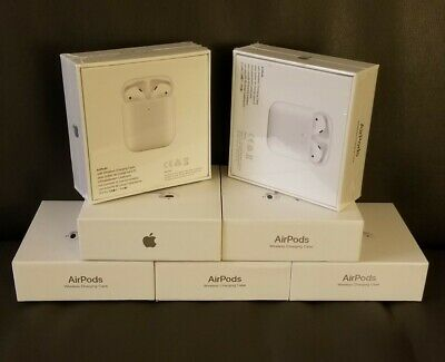 🍎Apple AirPods 2nd Generation w/ Wireless Charging Case - White🍎