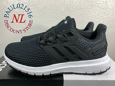 USED Adidas NEO Men's Ultimashow Running Shoes ~ Black ~ Various Sizes ! !