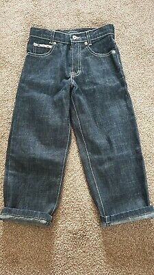 Burberry jeans Age 4 Boys in VGC