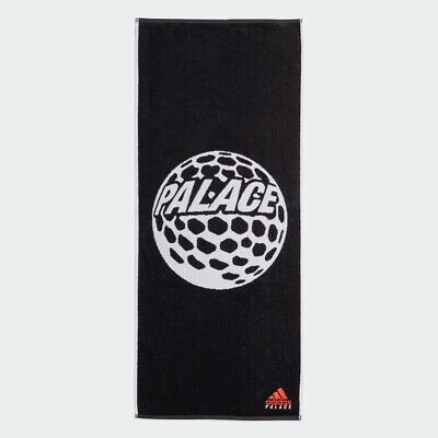 adidas x Palace Golf Towel Black White One Size OS BNIB Confirmed DZ4651