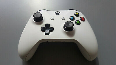 Microsoft Xbox One S Wireless Controller Weiß / Bluetooth / Modell 1708